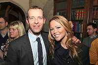 Geoff Taylor and Kimberly Walsh