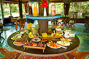 Ad Campaign: Breakfast Buffet at Grajagan Resort, Ilha do Mel, Brazil