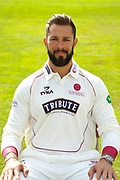 County Championship kit portrait of Peter Trego during the Somerset County Cricket Club PhotoCall 2017 at the Cooper Associates County Ground, Taunton, United Kingdom on 5 April 2017. Photo by Graham Hunt.