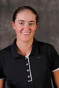 Amy Simanton during portrait session prior to the second stage of LPGA Qualifying School at the Plantation Golf and Country Club on Oct. 6, 2013 in Vience, Florida. <br /> <br /> <br /> ©2013 Scott A. Miller