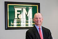 Dan Walker, CEO of Farmers & Merchants Bank