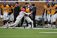 NCAA FB: University of Mary Hardin-Baylor vs. Huntingdon College (11-28-15)