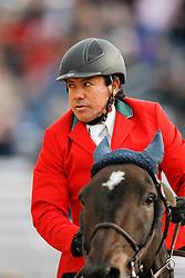 Guerra Jaime (MEX) - Watch Me vh Grootveldhof<br /> Alltech FEI World Equestrian Games <br /> Lexington - Kentucky 2010<br /> © Dirk Caremans