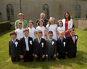Clongeen Communion 2014