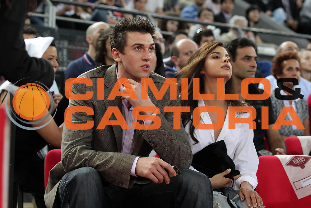 DESCRIZIONE : Roma Lega A 2009-10 Playoff Quarti di Finale Gara 3 Lottomatica Virtus Roma Pepsi Caserta <br /> GIOCATORE : Andrea Bargnani<br /> SQUADRA : Toronto Raptors<br /> EVENTO : Campionato Lega A 2009-2010 <br /> GARA : Lottomatica Virtus Roma Pepsi Caserta<br /> DATA : 25/05/2010<br /> CATEGORIA : ritratto<br /> SPORT : Pallacanestro <br /> AUTORE : Agenzia Ciamillo-Castoria/ElioCastoria<br /> Galleria : Lega Basket A 2009-2010 <br /> Fotonotizia : Roma Lega A 2009-10 Playoff Quarti di Finale Gara 3 Lottomatica Virtus Roma Pepsi Caserta <br /> Predefinita :