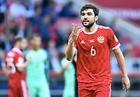 Georgy Dzhikya (Russland)<br /> , 21.06.2017, Fussball, Confederations Cup 2017 in Russland, Russland - Portugal 0:1<br /> <br /> Norway only
