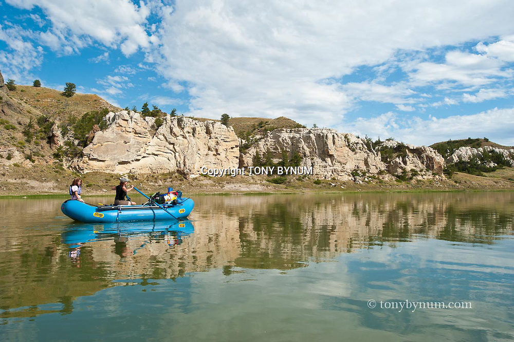 , russel country, montana, usa, upper missouri river breaks national monument, russell