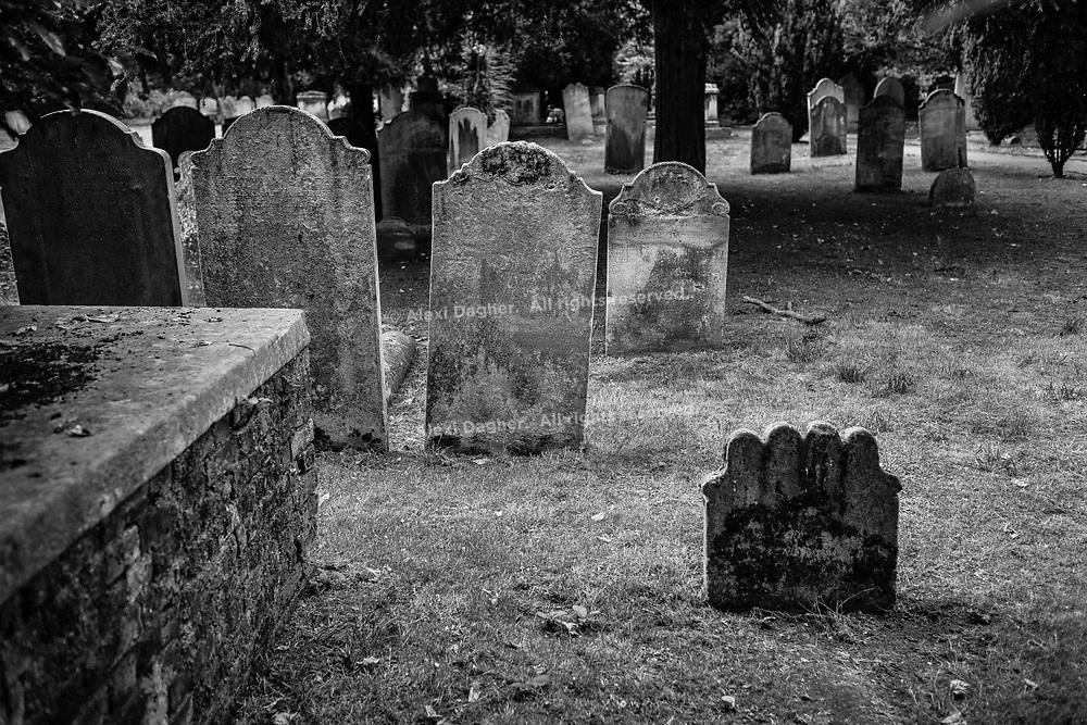 All Saints Church Cemetery - Fulham, London, England, 2017
