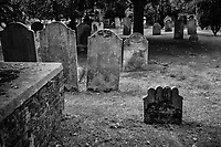 All Saints Church Cemetery - Fulham, London, England, 2017