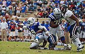 Duke vs Virginia Football 2008