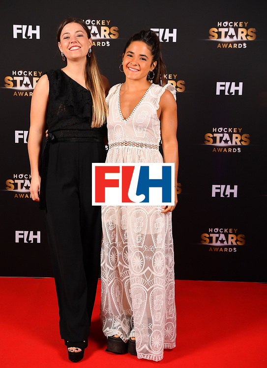 BERLIN, GERMANY - FEBRUARY 05:  Guest arrivals at the Hockey Star Awards night at Stilwerk on February 5, 2018 in Berlin, Germany.  (Photo by Stuart Franklin/Getty Images For FIH)