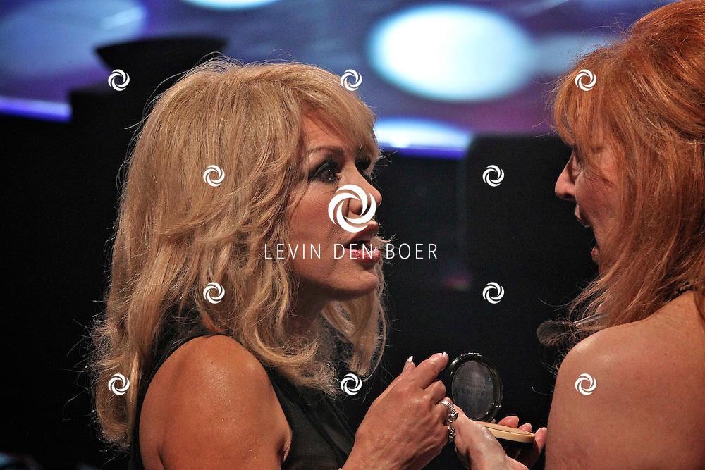 HILVERSUM - De tweede live show van Hollands Got Talent met diversen optredens. Met op deze foto  jurylid Patricia Paay. FOTO LEVIN DEN BOER - PERSFOTO.NU