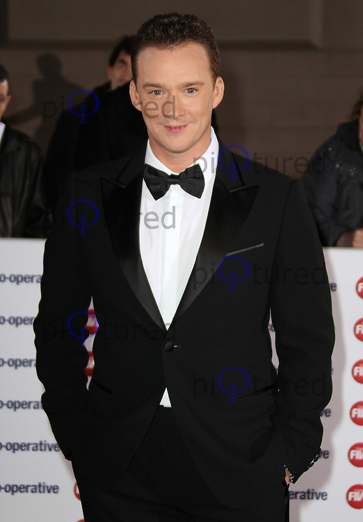 Russell Watson The Co-Operative Variety Club Showbiz Awards, Grosvenor House Hotel, Park Lane, London, UK, 14 November 2010: piQtured Sales: Ian@Piqtured.com +44(0)791 626 2580 (picture by Richard Goldschmidt)
