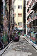 Melbourne City Street Art