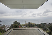 Odawara, Kanagawa Prefecture, Japan, March 20 2018 - The Enoura Observatory, founded by Japanese artist Hiroshi SUGIMOTO, opened in October 2017.