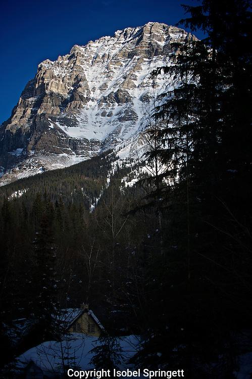 Mount Stephen, Yoho Nat'l Park.