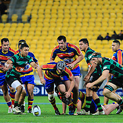 Rugby union match between Tawa v wainuiomata  at Westpac Stadium, Wellington, New Zealand on 2 July 2016 Final score 29-15 to Tawa.