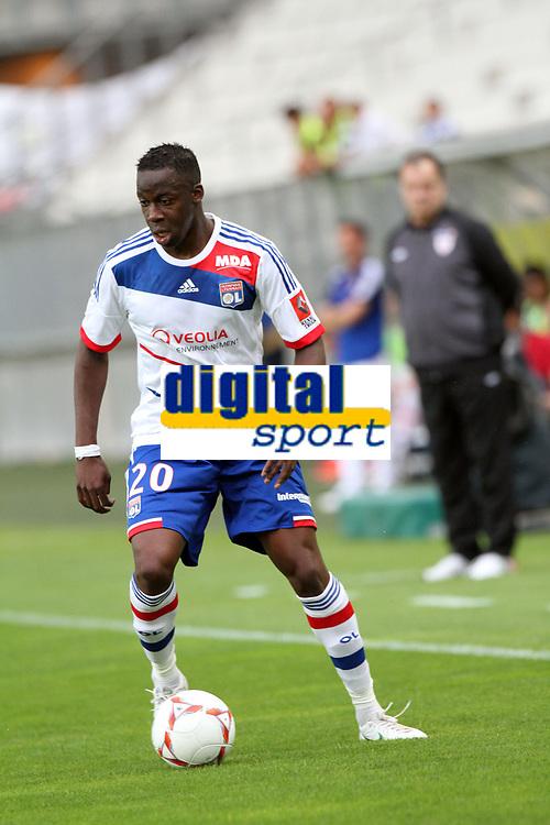 FOOTBALL - FRIENDLY GAMES 2012/2013 - OLYMPIQUE LYONNAIS v ATHLETIC BILBAO - 13/07/2011 - PHOTO EDDY LEMAISTRE / DPPI - ALY CISSOKHO