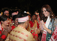 Kate Middleton & Prince William - Harvest in Assam, India - 2