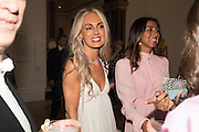 JUSTINE NAVIDE; TALINA NAVIDE; , Royal Academy Summer exhibition party. Piccadilly. 7 June 2016