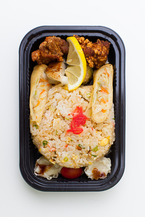 Fried Rice Bento from Ennju ($8.17)