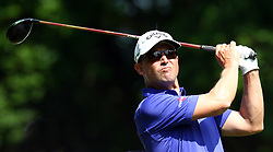 May 25, 2017 - Virginia Water, United Kingdom - Niclas Fasth of Sweden during 1st Round for the 2017 BMW PGA Championship on the west Course at Wentworth on May 25, 2017 in Virginia Water,England  (Credit Image: © Kieran Galvin/NurPhoto via ZUMA Press)