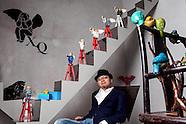 Qu Guangci artist in Milan