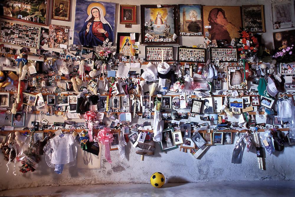 Virgen de Balma Sanctuary, Zorita del Maestrazgo.<br /> Castell&oacute;n, Spain.