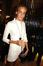 LADY LOUISA COMPTON at a party to ceebrate the bublication of 'The Ravenscar Dynasty' by Barbara Taylor Bradford hld at the newly opened Mousaieff Store, 172 New Bond Street, London on 28th September 2006.<br />