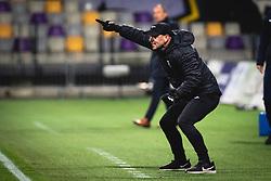 Darjan Šuštar assistant coach of Bravo during football match between NK Maribor and NK Bravo in 25th Round of Prva liga Telekom Slovenije 2019/20, on March 7, 2020 in Ljudski vrt, Maribor, Slovenia. Photo by Blaž Weindorfer / Sportida