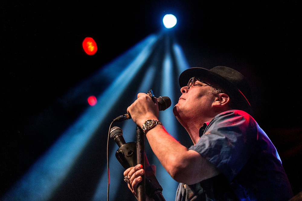 John Popper, Blues Traveler, Sept. 2018.