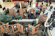 Town of Wallkill, New York - Art from the 2018 All-County Musical Showcase and Visual Arts Display at the Galleria at Crystal Run on Feb. 24, 2018.