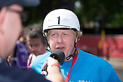 04.AUGUST.2013. LONDON<br /> <br /> CELEBRITIES AND ATHLETES TAKE PART IN THE PRUDENTIAL RIDELONDON SURREY 100 2013 RACE, LONDON<br /> <br /> BYLINE: EDBIMAGEARCHIVE.CO.UK<br /> <br /> *THIS IMAGE IS STRICTLY FOR UK NEWSPAPERS AND MAGAZINES ONLY*<br /> *FOR WORLD WIDE SALES AND WEB USE PLEASE CONTACT EDBIMAGEARCHIVE - 0208 954 5968*