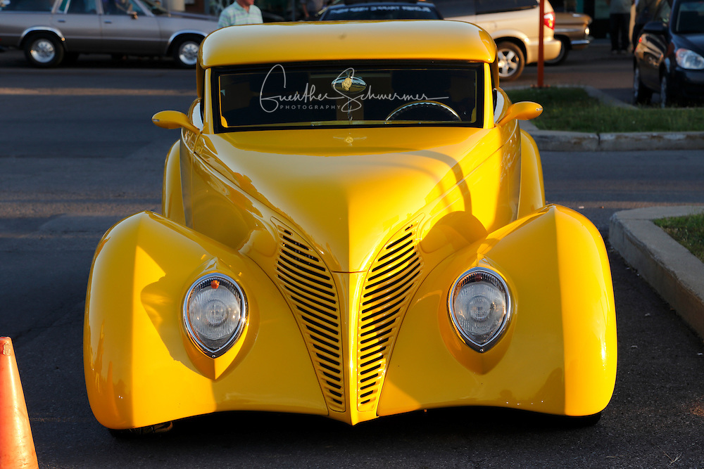 Car Show, Chateauguay, Quebec, Canada