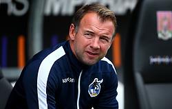 Bristol Rovers assistant manager Marcus Stewart - Mandatory by-line: Robbie Stephenson/JMP - 07/10/2017 - FOOTBALL - Sixfields Stadium - Northampton, England - Northampton Town v Bristol Rovers - Sky Bet League One