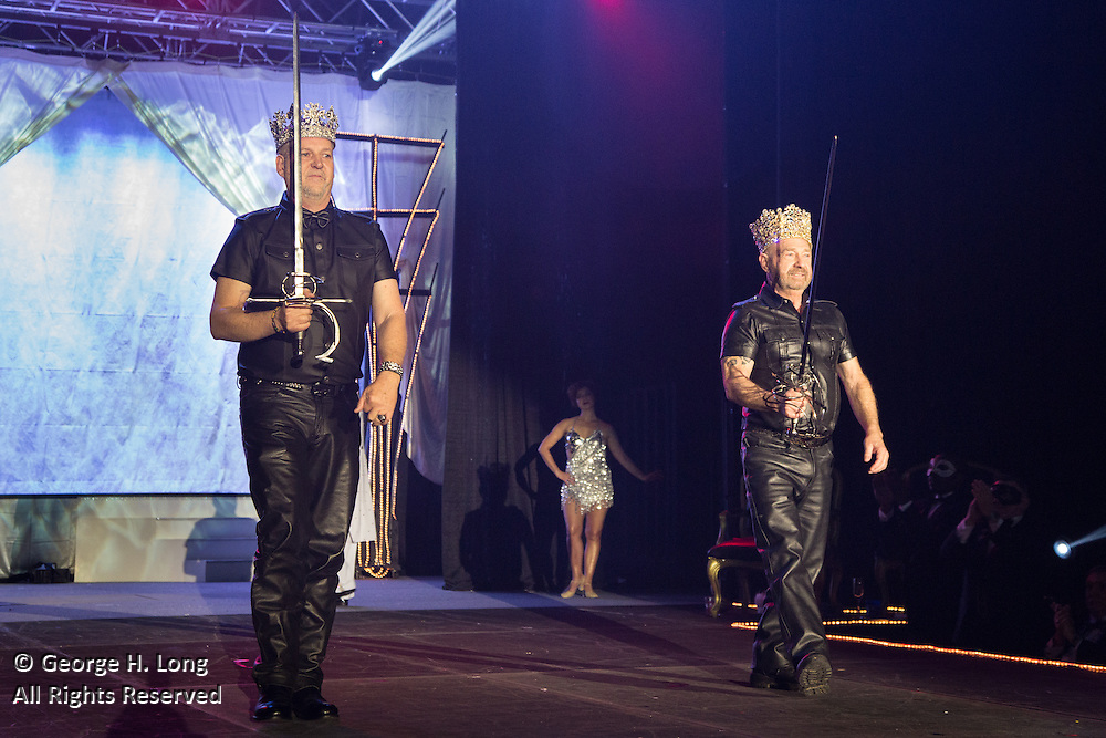 Lords of Leather Ball Masque XXXII at the Alario Center in Westwego, Louisiana