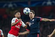 Arsenal v Bayern Munich - UEFA Champions League - 20/10/2015