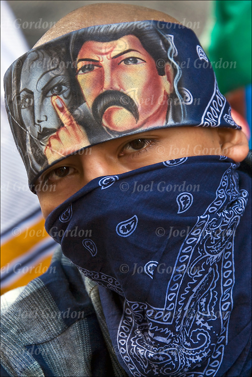 Gang Pride during the Mexican Day Parade | Joel Gordon ...