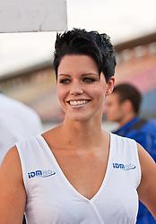 18.09.2010, Hockenheimring, Hockenheim, GER, IDM, Internationale Deutsche Motorradmeisterschaft, im Bild grig girl, EXPA Pictures © 2010, PhotoCredit: EXPA/ P. Rinderer