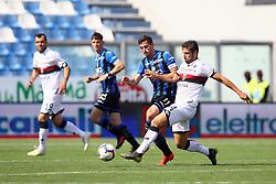"""Foto LaPresse/Filippo Rubin<br /> 11/05/2019 Reggio Emilia (Italia)<br /> Sport Calcio<br /> Atalanta - Genoa - Campionato di calcio Serie A 2018/2019 - Stadio """"Mapei Stadium""""<br /> Nella foto: DAVIDE BIRASCHI (GENOA)<br /> <br /> Photo LaPresse/Filippo Rubin<br /> May 11, 2019 Reggio Emilia (Italy)<br /> Sport Soccer<br /> Atalanta vs Genoa - Italian Football Championship League A 2018/2019 - """"Mapei stadium"""" Stadium <br /> In the pic: DAVIDE BIRASCHI (GENOA)"""