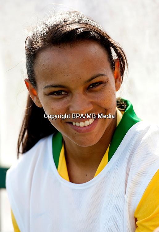Fifa Woman's Tournament - Olympic Games Rio 2016 -  <br /> Brazil National Team - <br /> Raquel Fernandez