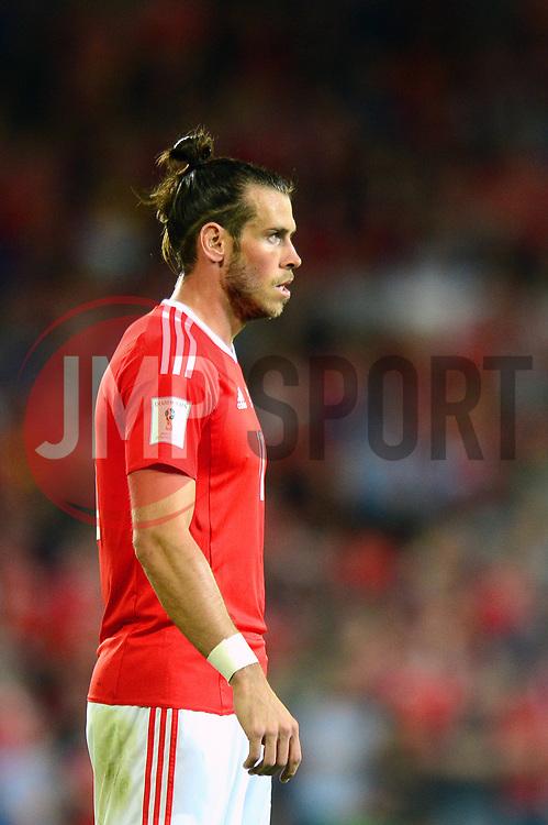 Gareth Bale of Wales - Mandatory by-line: Dougie Allward/JMP - 02/09/2017 - FOOTBALL - Cardiff City Stadium - Cardiff, Wales - Wales v Austria - FIFA World Cup Qualifier 2018