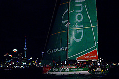 Auckland-Groupama arrives first in Volvo Ocean Race
