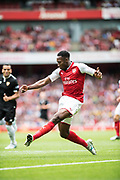 Arsenal forward Danny Welbeck (23) during the Emirates Cup 2017 match between Arsenal and Sevilla at the Emirates Stadium, London, England on 30 July 2017. Photo by Sebastian Frej.