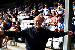 Bristol Rovers fans at Lincoln City - Mandatory by-line: Robbie Stephenson/JMP - 14/09/2019 - FOOTBALL - Sincil Bank Stadium - Lincoln, England - Lincoln City v Bristol Rovers - Sky Bet League One