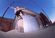 Lee Wallie Skateboarding.