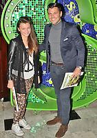 LONDON - November 14: Mark Wright at Children in Need POP goes the Musical: Shrek The Musical (Photo by Brett D. Cove)