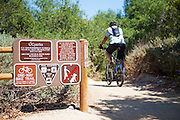 Mountain Biking Whiting Ranch Wilderness Park