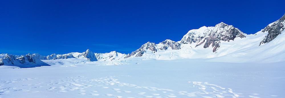 Fox Glacier, South Island, New Zealand<br />
