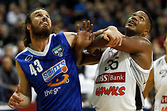 Wellington-Basketball, NBL, Saints v Hawks